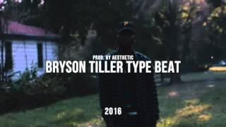 (FREE) Drake x Bryson Tiller Type Beat (Prod. By AESTHETIC)