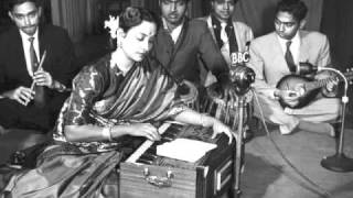 Geeta Dutt : Tu bhi jalataa main bhi : Aahuti (1950)