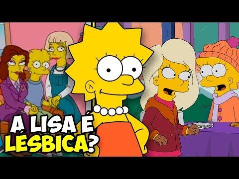 Xxx Mp4 A Lisa é Lésbica Quem São Os Personagens Gays Nos Simpsons 3gp Sex