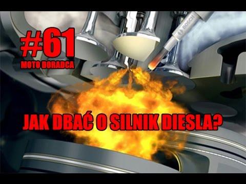 Jak dbać o silnik diesla 61 MOTO DORADCA