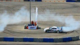 600whp 2JZ GT86 Drift - Rafat Haroun - RedBull Car Park Drift 2015 Jordan