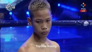 ជូ សុធៀប (Cam) ប៉ះ  ក្រៀងក្រៃ(Thai), Khmer Boxing 2019