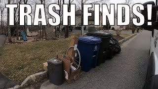 Found ALL OF THIS In The TRASH FOR FREE - Trash Picking Ep. 130
