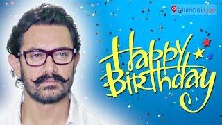 Aamir turns 52 | Mumbai Live