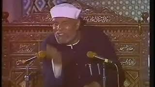 """خواطر الشيخ محمد متولي الشعراوي الحلقة 19 """" سورة مريم الجزء الخامس"""""""