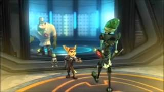 The Legend Of Ratchet & Clank Movie Trailer 3D