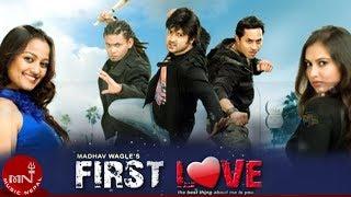 New  Nepali Movie || FIRST LOVE | Aryan Sigdel | Karma | Binaya Shrestha | Nisha Adhikari