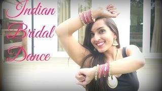 EASY BOLLYWOOD INDIAN WEDDING DANCE STEPS| NACHDE NE SARE | BOLE CHUDIYAN |CHITTIYAAN KALAIYAN