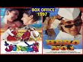 Judwaa vs Hero No.1 1997 Movie Budget, Box Office Collection, Verdict and Facts
