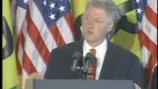 Bill Clinton-Remarks to the People of Rwanda (March 25, 1998)