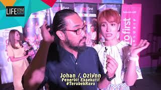 #TerobekRaya FTV Sulung Milik Johan & Ozlynn