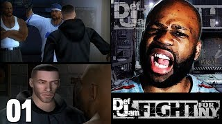 Def Jam: Fight for NY Gameplay Walkthrough Part 1 - (Let's Play - Walkthrough)