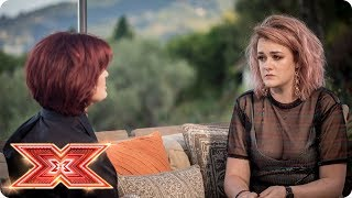 Sharon's reveal: Will Alisah or Grace grab Sharon's final spot? | Judges' Houses | The X Factor 2017