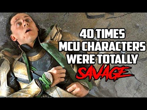 40 Times MCU Characters Were Totally Savage