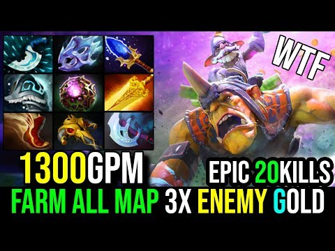 Xxx Mp4 OMFG Gold Hack 1300GPM Alchemist Farming All Map 3x Net Worth Enemy 20Kills By AlaCrity DotA 2 3gp Sex