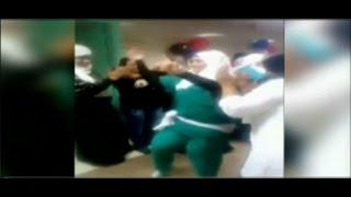 رقص ممرضات مستشفي الساحل التعليمي كامل