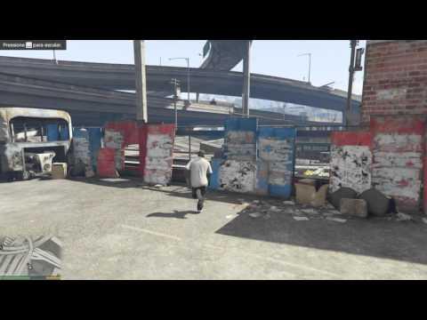 Grand Theft Auto V - Chop The Dog Sex (1080p HD)