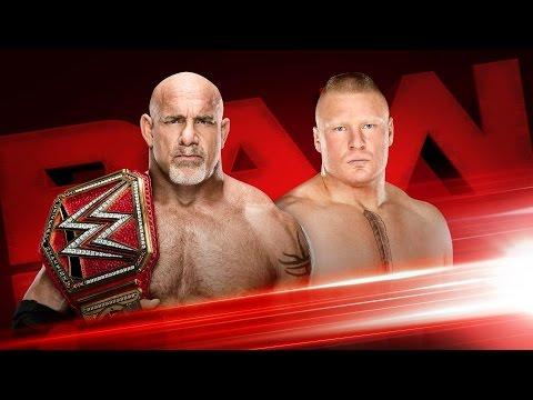 WWE RAW 27 March 2017 Full Show Live Stream - WWE Monday Night Raw 3/27/2017 Full Show