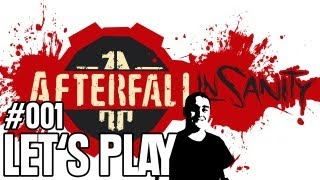 Let's Play - Afterfall: Insanity #001 - Der Doc [Full-HD Gameplay] [Deutsch]