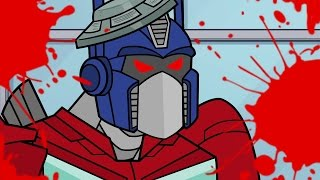 Optimus Prime Bashes Bigotry: Extra 304A: Tvoovies