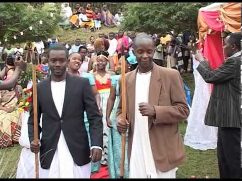 Kansiime's traditional marriage by MKmeda Production.