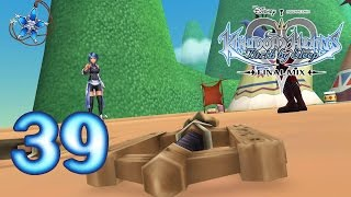 Kingdom Hearts Birth By Sleep Final Mix ITA [Parte 39 - L'Isola che non c'è]