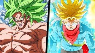 Dragon Ball Super Broly Alternate Timeline Version
