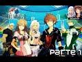 ケイオスリングス Iii (chaos Rings Iii) English Gameplay android/ios - Net Casino Walkthrough -inÍcio De Tudo-part 1