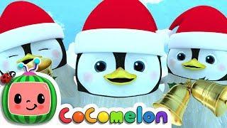Jingle Bells | ABCkidTV Nursery Rhymes & Kids Songs