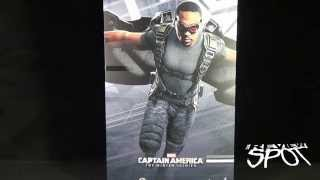 Collectible Spot - Hot Toys Captain America The Winter Soldier Falcon Sixth Scale Figure