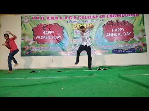 Xxx Mp4 VKR VNB And AGK Of Engg College Annual Day 2018 Celebrations 3gp Sex