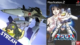 Let's Play Super Dimension Fortress Macross [Live]