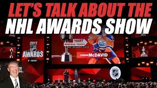 Let's Talk About the NHL Awards Show