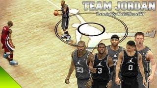 NBA 2K13 - Play Team Jordan In 2K13! | Includes MoneyTeam Mod! | Free Download!