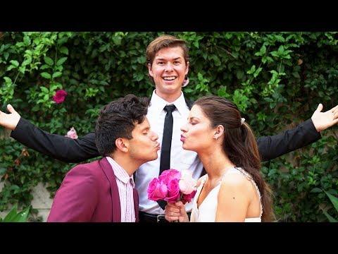Best Proposal Ever Hannah Stocking Rudy Mancuso Lele Pons & Anwar Jibawi