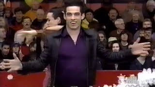 """James Carpinello - """"Night Fever"""" - SATURDAY NIGHT FEVER (1999 Macy's Thanksgiving Day Parade)"""