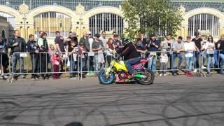 Moto kaskadéři, Moto kaskader, Moto kaskader Praha