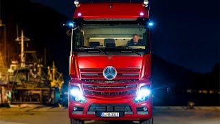 Mercedes Actros (2019) High-Tech Truck