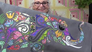 Quick and Easy Applique Quilts the