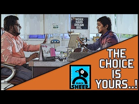 Xxx Mp4 THE CHOICE IS YOURS BLACK SHEEP TVF PITCHERS IN TAMIL 3gp Sex