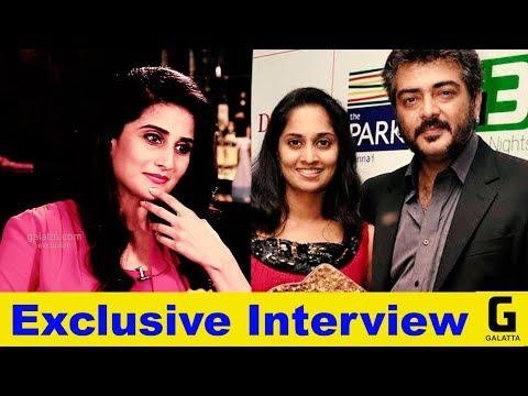 Ajith-Shalini love story secret | Baby Shamili reveals | Exclusive Interview