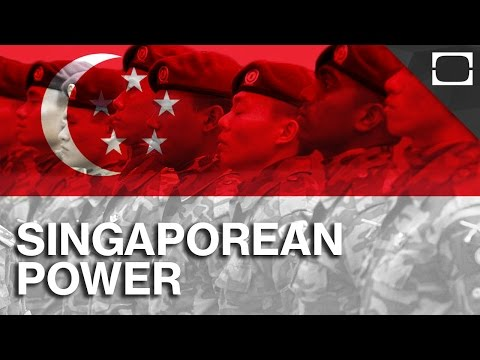 watch How Powerful is Singapore?