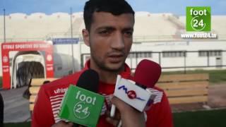 رامي البدوي يتحدث عن فوز الفرجاني ساسي بجائزة لاعب الشهر لموقع فوت24