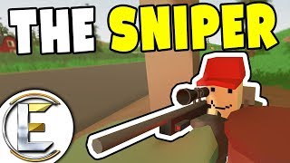 The Sniper - Unturned RP / PVP ( Scorpion 7 Is Under Attack By Me )