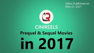 [Tamil] Prequel and Sequel Movies List of 2017   CineReels #3
