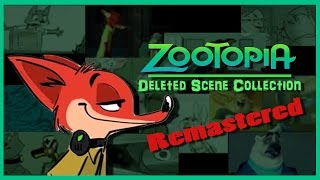 Zootopia: Deleted Scene Collection (Remastered)