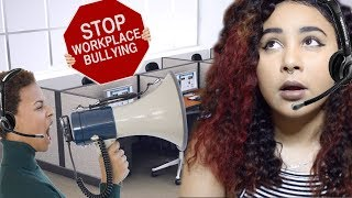 I WAS BULLIED BY MY COWORKER! | CALL CENTER STORYTIME #6
