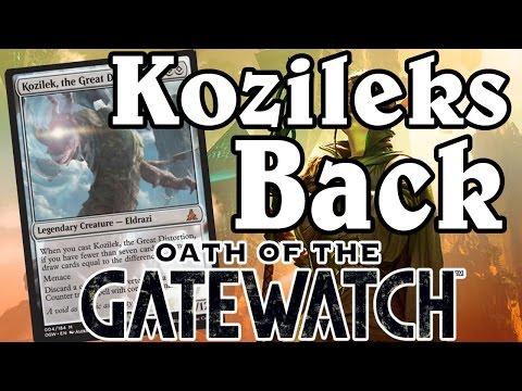 Kozilek's Return - OGW Spoilers