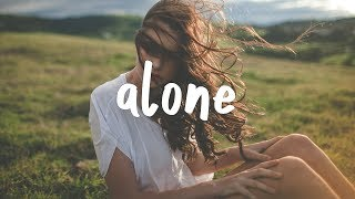 Halsey - Alone (Lyric Video)