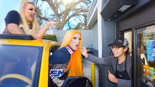 Drive-Thru Does Our Makeup feat. Trisha Paytas